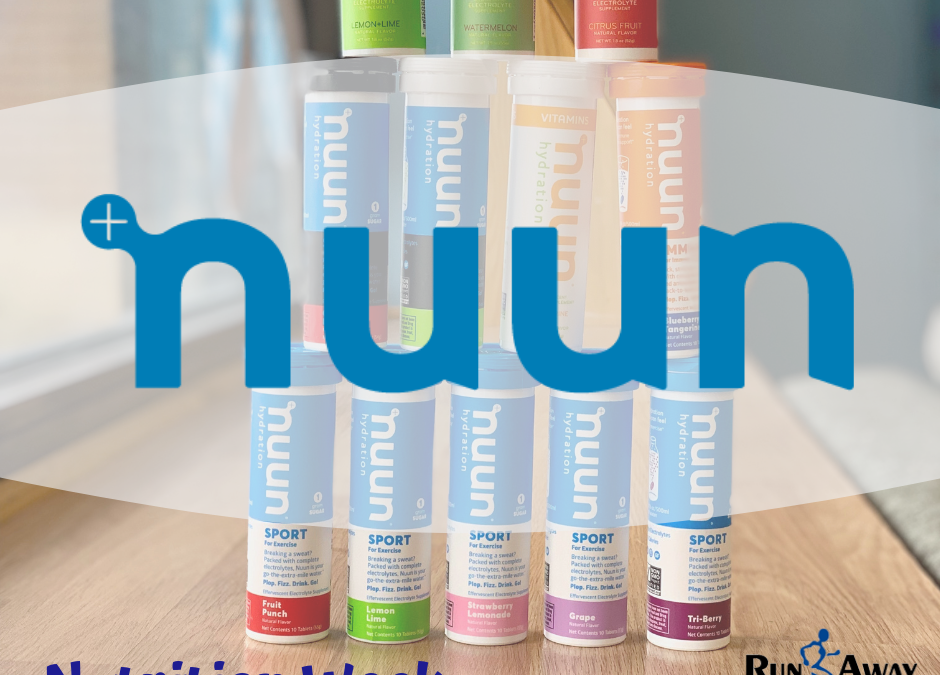 Make Your Water Count with Nuun Hydration
