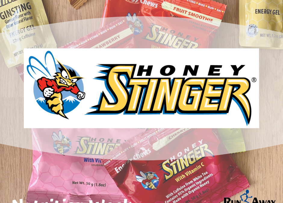 Sweeten The Burn With Honey Stinger