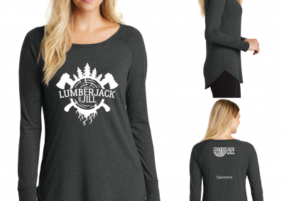 Lumberjack & Jill Womans Shirt