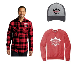 Lumberjack and Jill Apparel